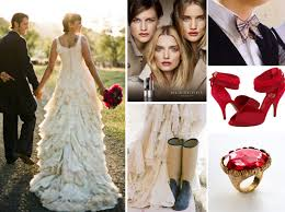 get london chic at your wedding with a color palette inspired by