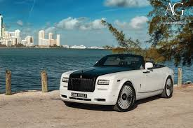 drophead rolls royce ag luxury wheels rolls royce phantom drophead coupe forged wheels
