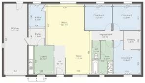 plan maison 5 chambres gratuit plan maison moderne 4 chambres top plan maison etage chambres