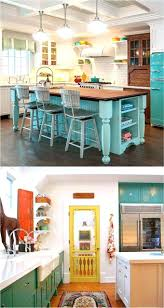 different color upper lower kitchen cabinets tag different colors