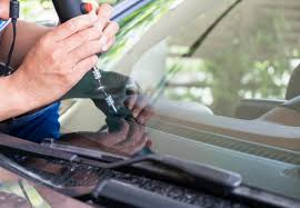 how to fix cracked glass window understanding how the auto glass repair process works