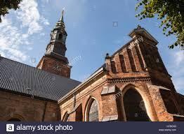 st peter u0027s church sankt petri kirke copenhagen denmark stock