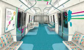 metro interior design concept interesting interior design ideas