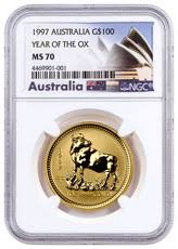 year of the ox 1997 lunar coins moderncoinmart