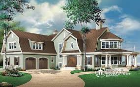 farmhouse style house house plan w3844 detail from drummondhouseplans