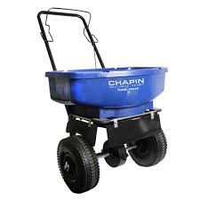 brinly hardy 50 lb capacity push broadcast spreader p20 500bh