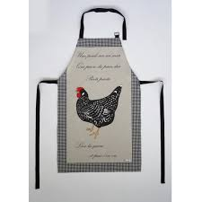 tabliers de cuisine originaux tablier de cuisine original tablier de cuisine picoti poule