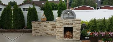 wood fired pizza oven by ilfornino new york