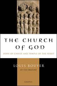 the church of god paperback fr louis bouyer ignatius press
