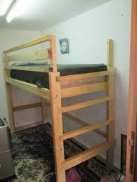 Make Cheap Loft Bed by Loft Bed Plans How To Build A Budget Loft Bed Woodworking Free