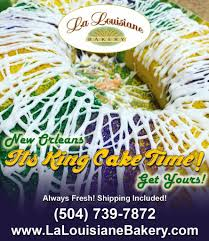 king cake where to buy new orleans best king cakes la louisiane bakery