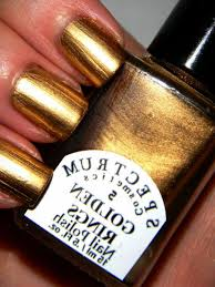 nail polish with gold dress and fashion week collections 24 dressi