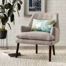 Accent Chairs For Living Room Contemporary Modern Contemporary Accent Chairs You Ll Wayfair
