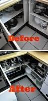 Kitchen Corner Cabinet Solutions Best 25 Corner Cabinet Solutions Ideas On Pinterest Kitchen