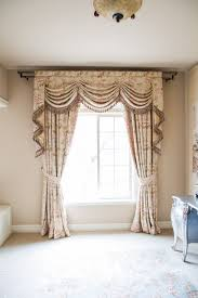 Swag Valances For Windows Designs Debutante Austrian Swags Style Swag Valance Curtain Set Pink Peony