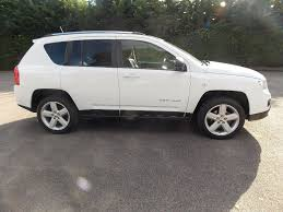 white jeep compass black rims used jeep compass for sale rac cars