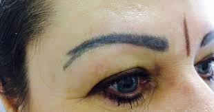 tattoo eyebrows lancashire let the buyer beware there s botched brows everywhere liverpool echo