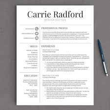 My Resume Is Two Pages Best 25 Good Resume Templates Ideas On Pinterest Good Resume