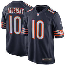 mitchell trubisky chicago bears jerseys nflshop com