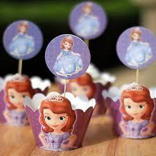 movie sofia princess cupcake wrapper decorating boxes cake cup