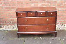 stag bedroom chests of drawers ebay