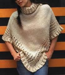 ponchos a palillo ponchos de lana tejidos cómo hacer ponchos tejidos de punto