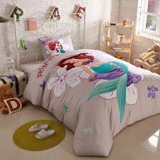 Little Mermaid Comforter Mermaid Bedding Queen Ebay