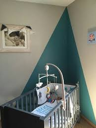 chambre bébé bleu canard chambre baby boy