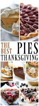 25 of the best thanksgiving pies a dash of sanity