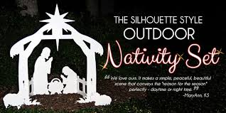 nativity outdoor outdoor nativity sets