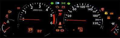 lexus dash lights dashboard warning lights