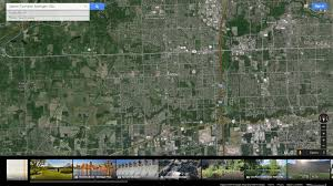 Google Map Of Michigan by Canton Township Michigan Map