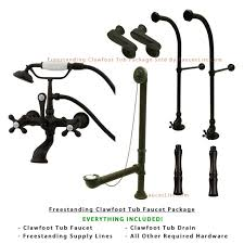 Oil Rubbed Bronze Clawfoot Tub Faucet 120 Best Clawfoot Tubs And Hardware Images On Pinterest Clawfoot