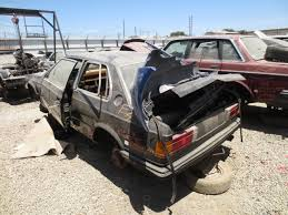 Junkyard Find 1984 Maserati Biturbo The Truth About Cars