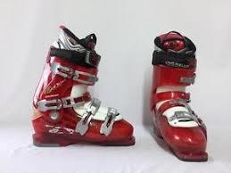 used s ski boots size 9 dalbello s reflex 11 ski boots transparent size 9 5