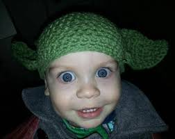 Yoda Halloween Costume Infant Yoda Costume Etsy