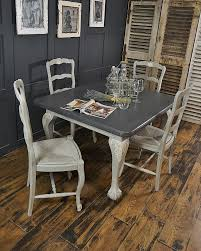 dining room table pictures antique dining table updated with chalk paint antique dining