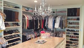 walk in closets to complete your home