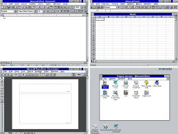 Microsoft Office Outlook Help Desk Microsoft Office History Vers Since 1 0 1990 11 19 Via Wiki