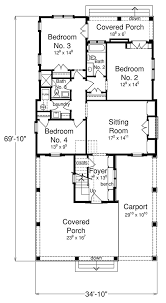 cumberland island southern living house plans