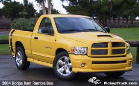 the dodge truck pickuptruck com dodge ram rumble bee controversy