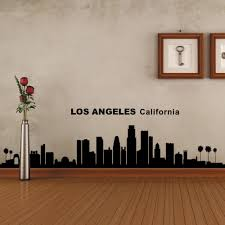 Los Angeles Home Decor Online Get Cheap Stickers Los Angeles Aliexpress Com Alibaba Group