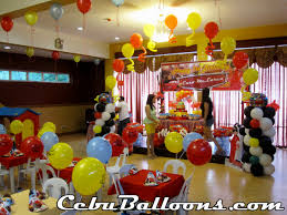 Decoration Ideas For Birthday Party At Home Lovely Car Themed Birthday Decorations Part 8 Cars Birthday