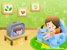 my free wallpapers cartoons wallpaper children u0027s day