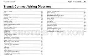ford transit connect 2006 wiring diagram wiring diagram and