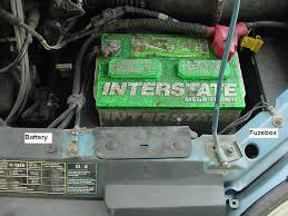 my commentary and technical help ford windstar intermittent