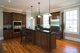 walnut kitchen ideas kitchen kitchen cabinets traditional wood walnut color bi