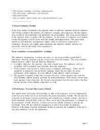residency program coordinator performance appraisal