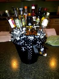 liquor gift baskets the best 25 liquor gift baskets ideas only on