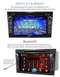 pumpkin 7 inch car audio stereo 2 din gps sat navi with amazon co